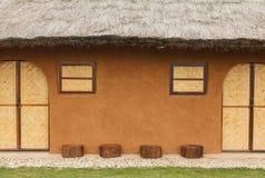 Adobe stary dom Zdjęcie Royalty Free