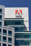 Adobe Systems headquarters in Silicon Valley Stock Images