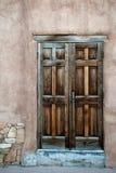 Adobe-Tür Stockbilder
