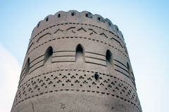 Adobe tower Royalty Free Stock Images