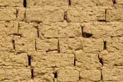 Adobe wall Royalty Free Stock Photos