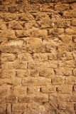 Adobe wall detail. Macro shot for Background or Textute royalty free stock images