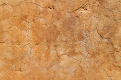 Adobe wall texture Royalty Free Stock Images
