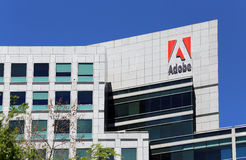 Adobe-Welthauptsitze Lizenzfreie Stockfotografie
