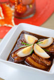 Adobo de style chinois Image stock