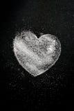 Adoce o coração Imagem de Stock Royalty Free