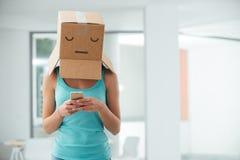 Adolescencia y aislamiento social Fotografía de archivo libre de regalías
