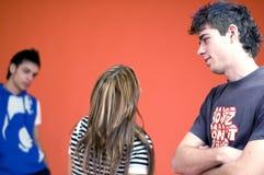 Adolescencias Imagen de archivo libre de regalías