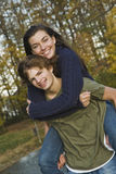 Adolescencias Fotografía de archivo libre de regalías