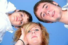 Adolescencias foto de archivo libre de regalías