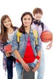 Adolescencias aisladas foto de archivo libre de regalías