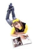 Adolescencias de moda Imagenes de archivo
