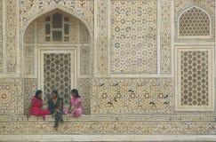 Adolescencias indias Foto de archivo libre de regalías