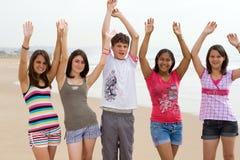 Adolescencias jovenes Imagen de archivo libre de regalías