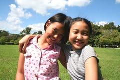 Adolescencias jovenes (series) Fotos de archivo libres de regalías