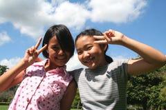 Adolescencias jovenes (series) Foto de archivo libre de regalías