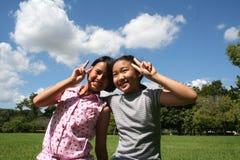 Adolescencias jovenes (series) Fotografía de archivo