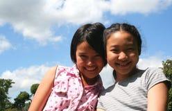 Adolescencias jovenes (series) Fotografía de archivo libre de regalías