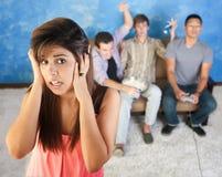 Adolescencias ruidosas Fotografía de archivo libre de regalías