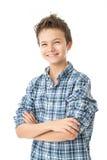 Adolescent avec du charme Images stock