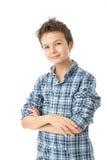 Adolescent avec du charme Photographie stock libre de droits