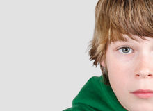 Adolescent  boy Royalty Free Stock Photo