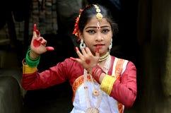 Adolescent Dancer Stock Photography
