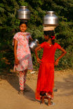 Adolescent Girls Royalty Free Stock Photography