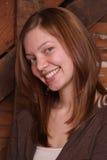 Adolescent posé Photographie stock libre de droits