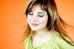 Adolescent sensuel Photos stock