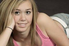 Adolescente image libre de droits