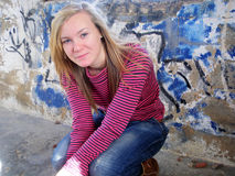 Adolescente. Imagenes de archivo