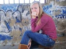Adolescente Foto de archivo