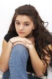 Adolescente Fotografia de Stock Royalty Free
