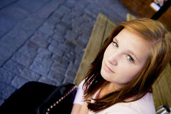 Adolescente Fotografie Stock