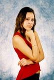Adolescente 3 immagine stock libera da diritti