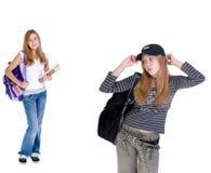 Adolescente Immagini Stock