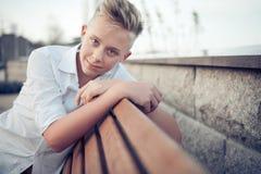 Adolescente Imagen de archivo
