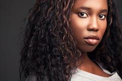 Adolescente africano Immagini Stock Libere da Diritti