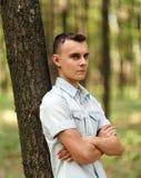 Adolescente all'aperto Immagine Stock Libera da Diritti
