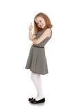 Adolescente alla moda immagini stock
