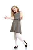 Adolescente alla moda Immagine Stock