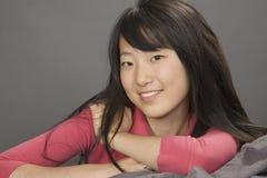 Adolescente asiático Fotos de Stock Royalty Free