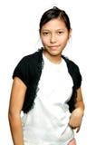 Adolescente asiático Fotografía de archivo libre de regalías