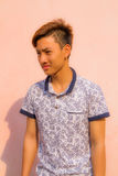 Adolescente asiático Fotos de archivo libres de regalías