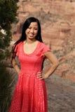 Adolescente asiático Imágenes de archivo libres de regalías