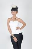 Adolescente asiático atractivo Imagen de archivo