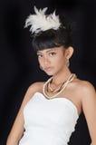 Adolescente asiático atractivo Imagen de archivo libre de regalías