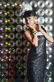 Adolescente asiático atractivo Foto de archivo libre de regalías