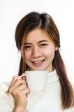 Adolescente asiático hermoso Fotografía de archivo libre de regalías